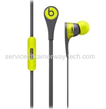 Beats by Dr.Dre Tour2.0 In-Ear Earphones Earbuds Active Collection Shock Yellow with Inline and Mic