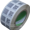 Custom Various Design Permanent Adhesive Packaging Label Anti-theft Barcode Label Sticker QR Code Label