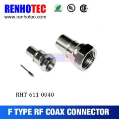 Hight Quality 3C2V F Plug Connector
