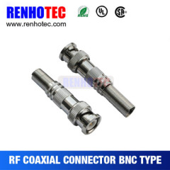 Bnc Male Connector for CCtv Camera