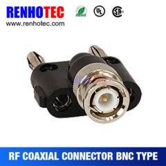 BNC Male to Banana Plug Adapter