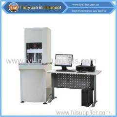 Shock Absorption Testing Machine