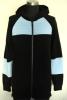 Men's zip hoodie sueater