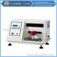 Leather Surface Rubbing Color Fastness Tester