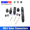 Male and Female 2-Pack PV Electronic Wire Cable accessory MC4 Solar Panel Connector