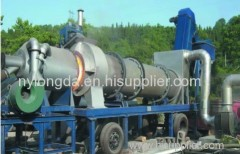 DHB60 Drum asphalt mixing plant