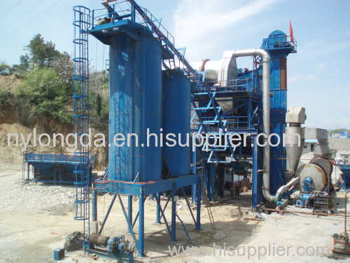 High quality WCB stabilized soil mixing plant