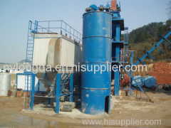 WCB stabilized soil mixture ratio wet mixing plant