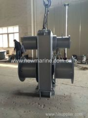 Electric Lifeboat Winches (25S-80S)