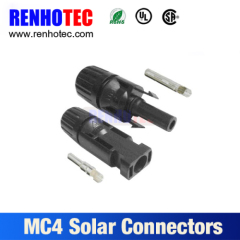 Waterproof Power Solar PV MC4 Connector with TUV Approved
