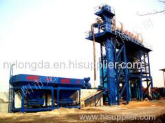 Asphalt concrete recycling device