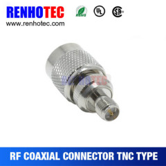 N Male To TNC Female Adapter Straight Connector