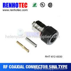 Factory price RF sma Coaxial Connector To TV antenna Plug