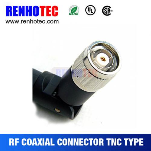 RF TNC Jack 4 Hole Flange Pcb Connector Male Female