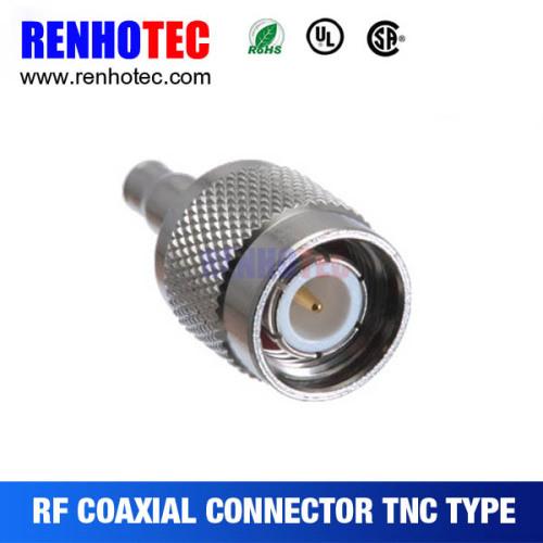 TNC Plug Male Quick Crimp Cable:RG58/RG59/RG6
