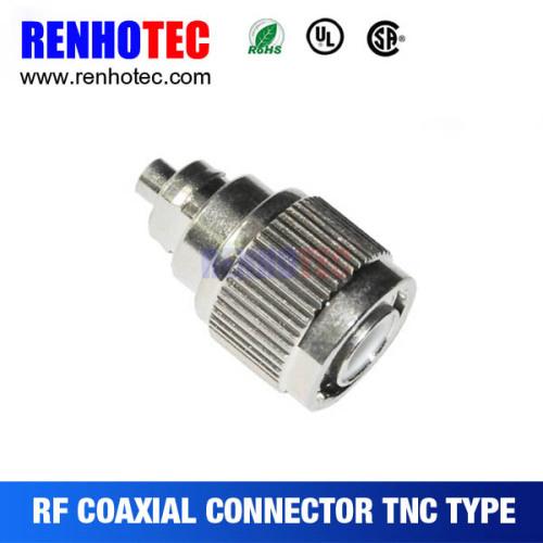 Straight Angle TNC Plug Crimp Cable RG58/RG59