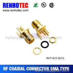 High Quality Male Sma Connector Straight For Cable Rg174/U Rg316/crimping