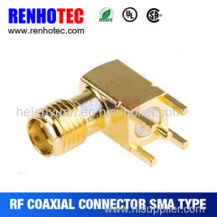 High Quality SMA for PCB mount and Cable