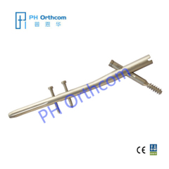 PFNA Nails Proximal Femur Intramedullary Nail Trauma System Orthopedic Interlocking Nail
