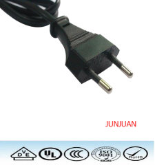 H03VVH2-F power cord europe extension cable