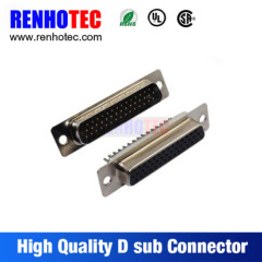 44 Pin Female Male D SUB Connector