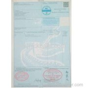 CO certificate