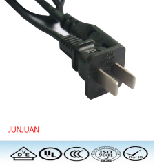 3C 2 pin power plug wire supplier