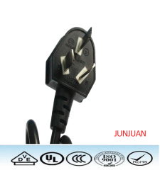 China CCC power cord for hair drier and other home appliances use power cord