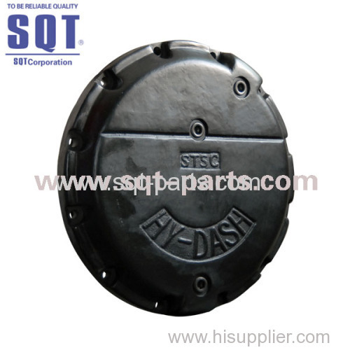 excavator travel cover for pc200-6(6d102)