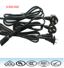 A variety of 3C power plug cord