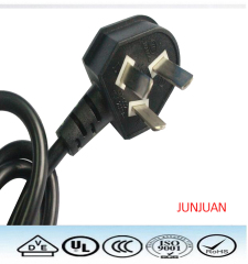 China power cord with CCC plug