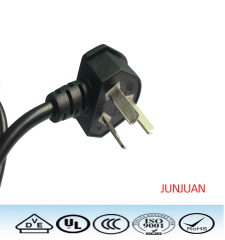 Factory direct China 7A/250V power plug cable