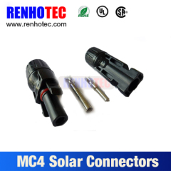 MC3 MC4 TUV Approval Waterproof Solar PV Connector