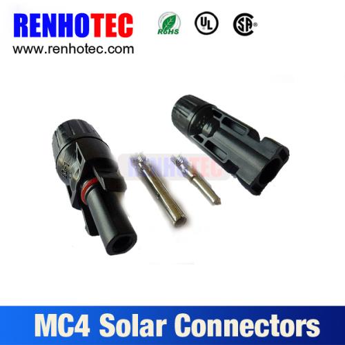 MC3 MC4 TUV Approval Waterproof Solar PV Connector