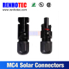 Photovoltaic Solar Power MC4 Solar cable Connector