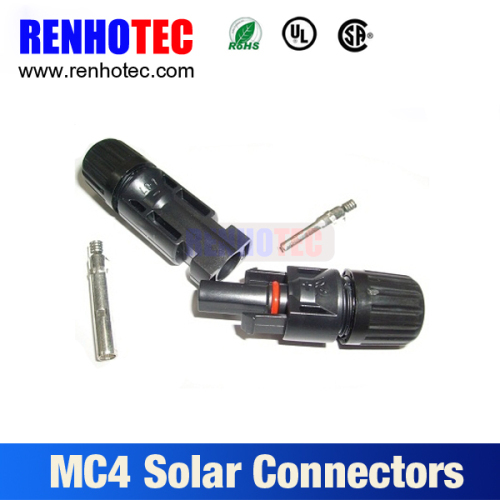 Solar Terminal MC4 connectors TUV certified IP65