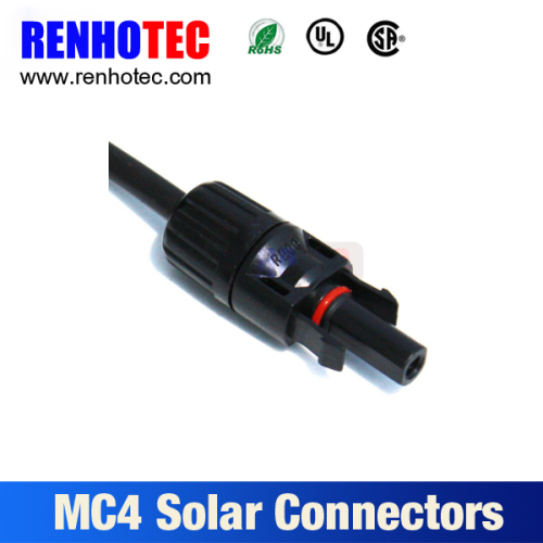 TUV Approved MC4 PV Solar Cable Connector for Solar Panel