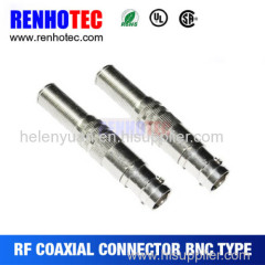 Factory price SYV-75-5 BNC Jack Connector Straight