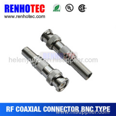2015 hot Wholesale CCTV BNC Connectors Manufactures