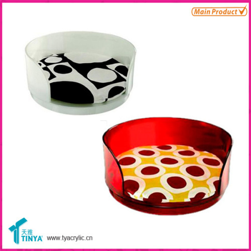 Plexiglass Cushion Acrylic High Quality Pet Dog Cat Bed