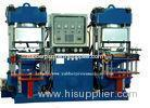 High Precision Multilateral Products Rubber Vulcanization Molding Machine With Double Plate