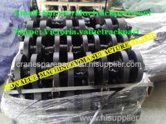 OEM Parts Track Lower Roller Assy For Hitachi Sumitomo(HSC) SCX500 Crawler Crane
