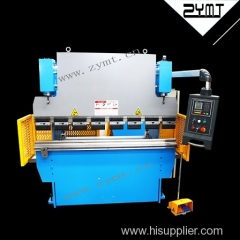 In stock various models WC67Y High quality 100ton 2500mm sheet iron bending machine