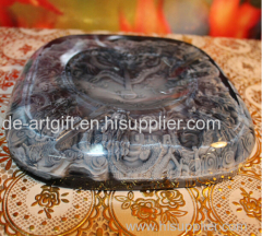 Custom Made Resin Ashtrays Modern Ashtray Design