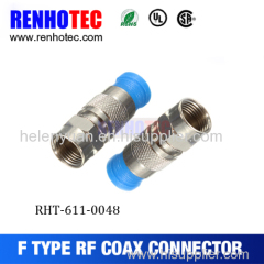 Dosin High frequency 3GHz f type connector