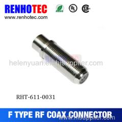 RG6 F Jack Female Compression Connectors