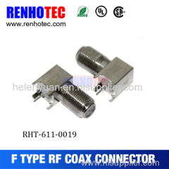 All Brass F connector