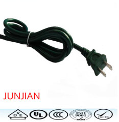 wholesale2 pin American UL power supply cord