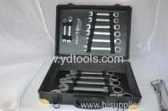 13PCS WRENCH SET GEAR WRENCH