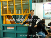 Vertical baler in Fair